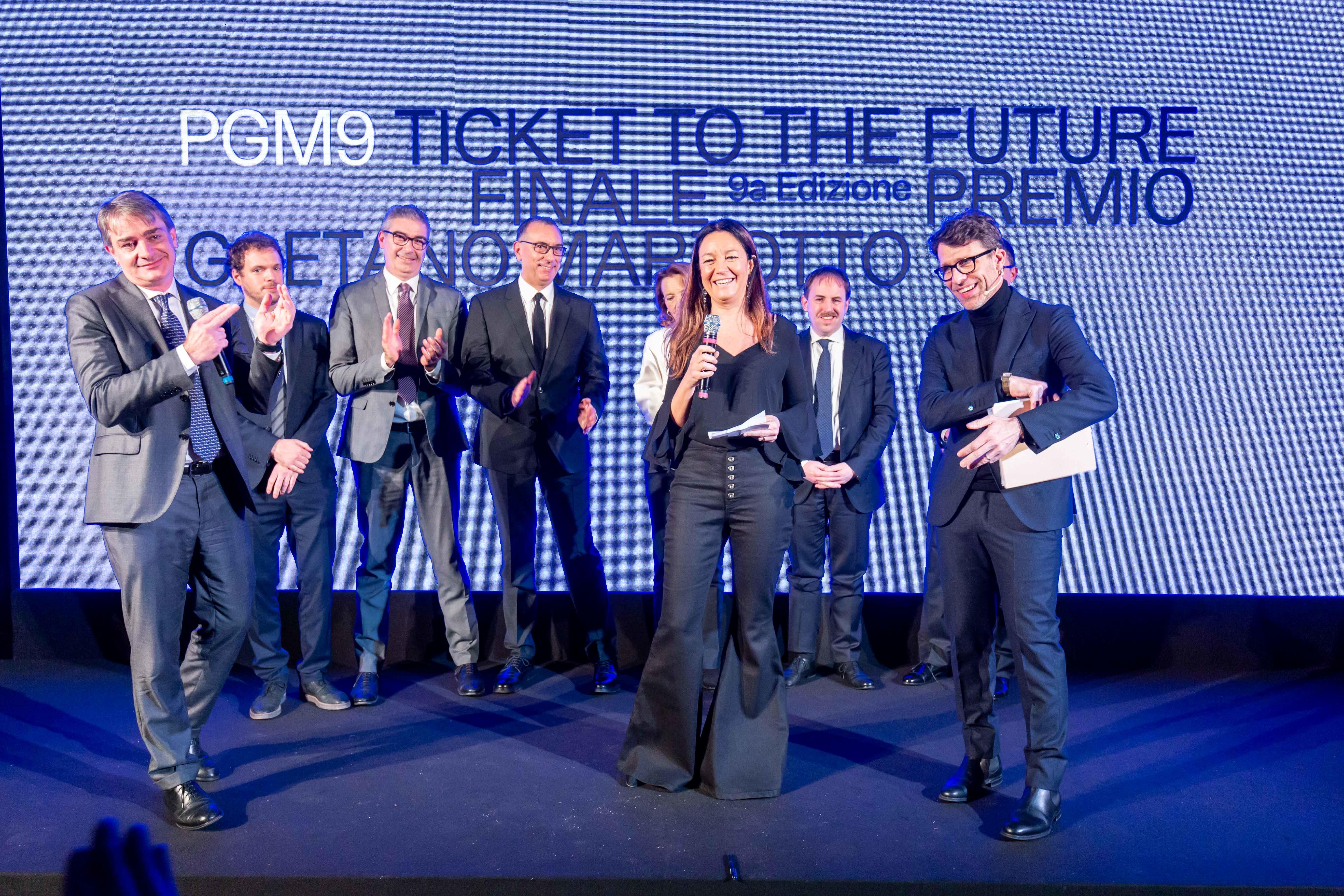 Diana Saraceni e i Finalisti del Premio per l'impresa-3