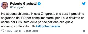 primarie pd giachetti riconosce vittoria zingaretti-2