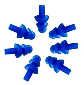 e8176f7a91e4 La confezione è composta da cinque paia di tappi tutti realizzati in  silicone. Il materiale estremamente morbido mette al sicuro da eventuali  irritazioni da ...