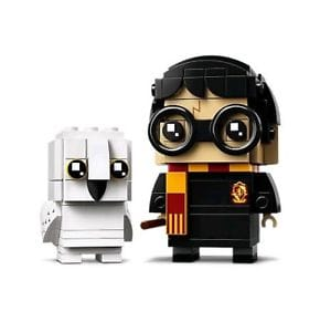 LEGO BrickHeadz Harry Potter e Edvige, 41615-3