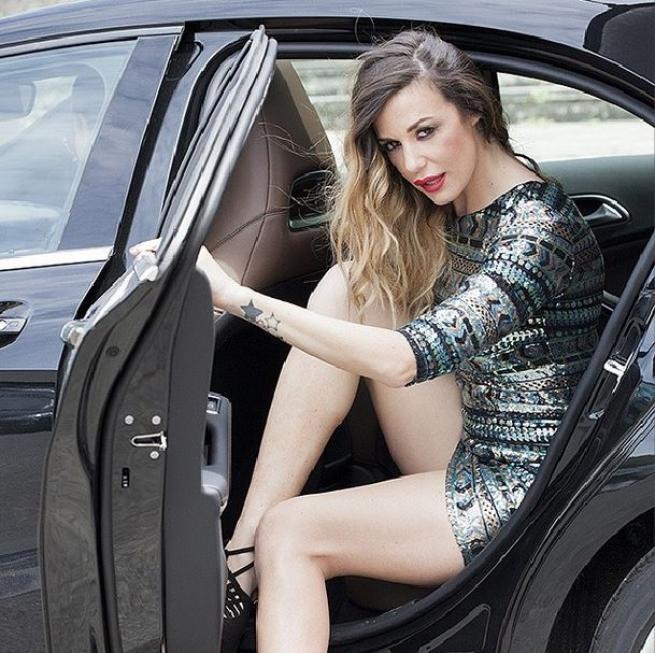 Alessia Mancini Calendario.Alessia Fabiani Foto Hot Da Instagram