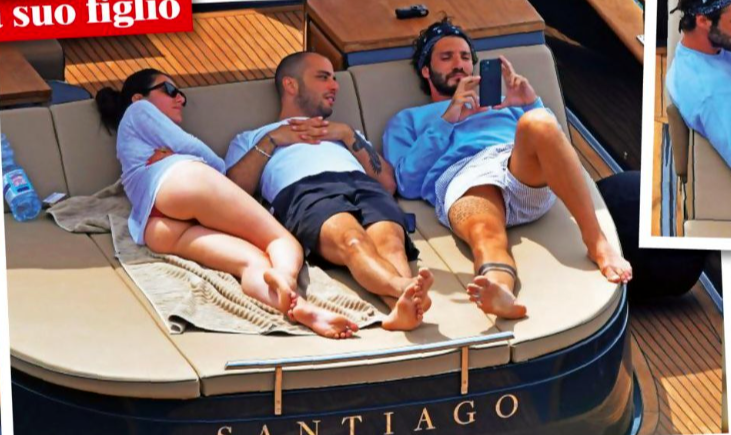 Stefano De Martino, vita da single dopo Belen: le foto della gita ...
