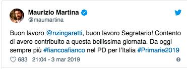 primarie pd martina riconosce vittoria zingaretti-2