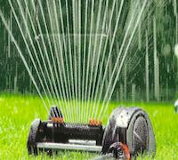 Irrigatore regolabile