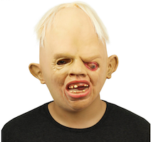 maschera da mostro