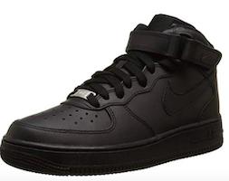 Sneakers total black