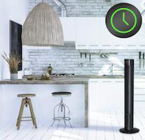 Ideale in ogni ambiente: Ventilatore oscillazione automatica-2