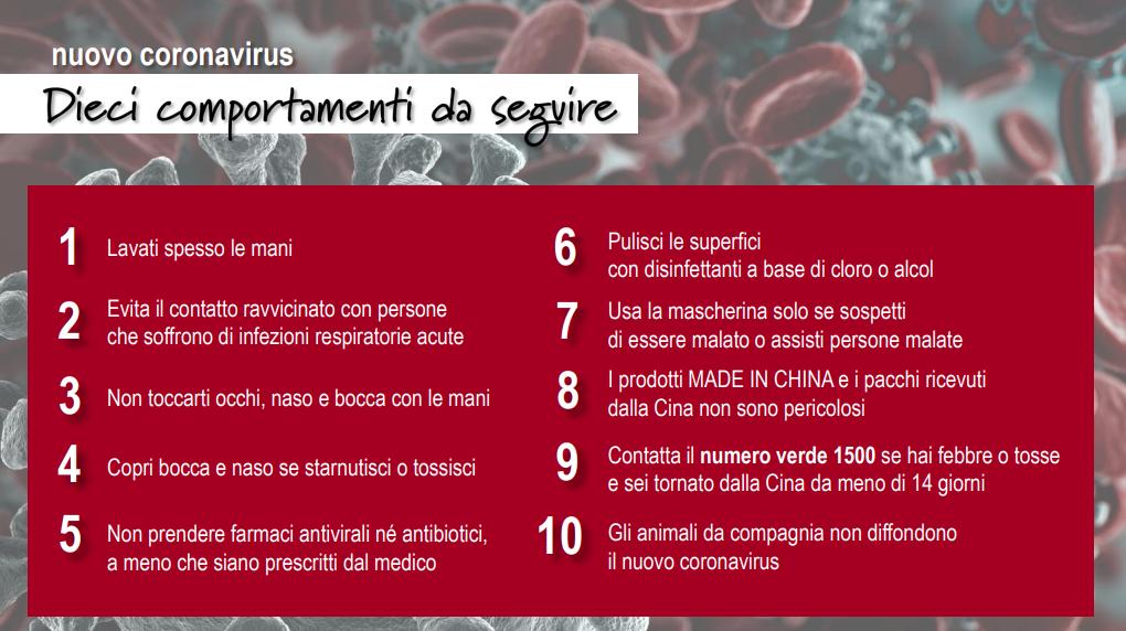 coronavirus decalogo ministero-2