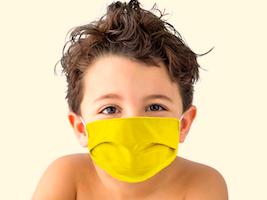 Kit 2 Mascherine lavabili per bambini-2