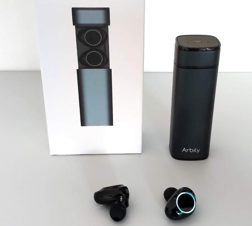 Recensione Arbily TWS x9: auricolari in ear Bluetooth dall