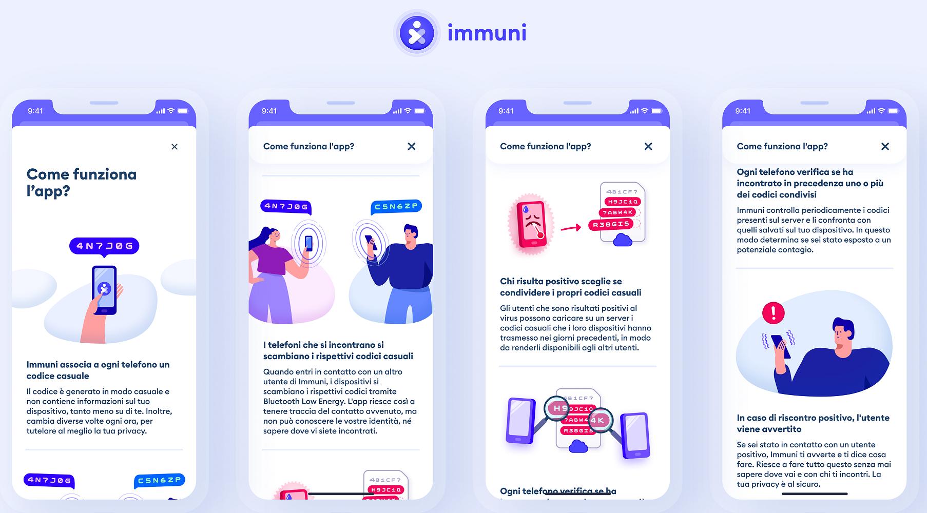 immuni app come funziona-2