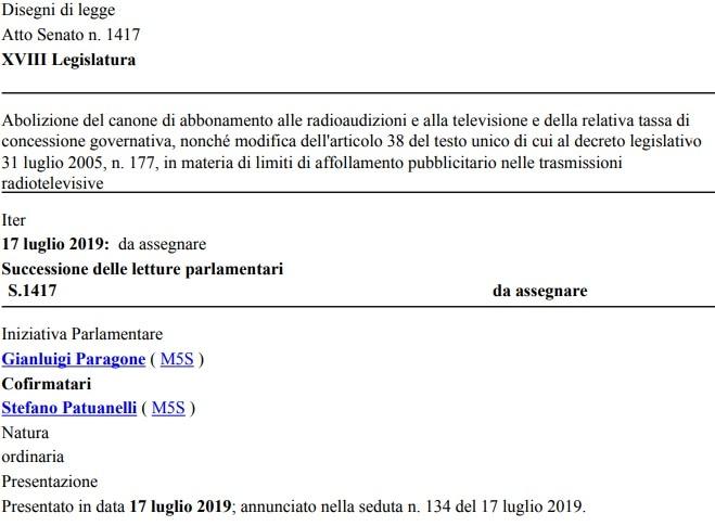legge abolizione canone rai-2