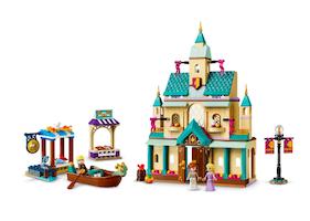 Il villaggio del castello