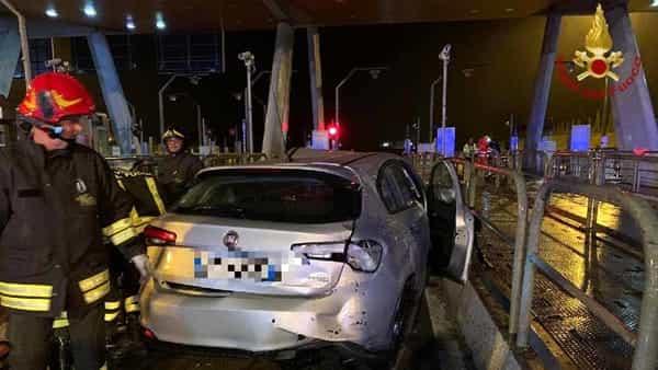 incidente mortale casello rosignano 15 novembre 2019 (1)-2-3