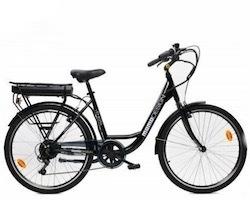 Bicicletta elettrica Momo Design-2