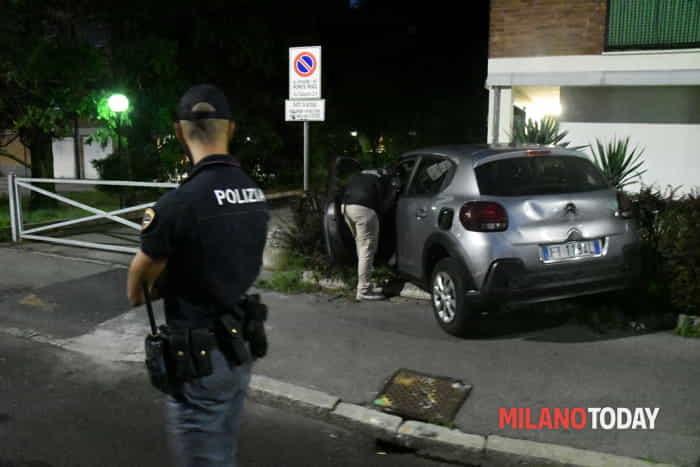 Omicidio via San Giacomo a Milano. Polizia e Scientifica di Daniele Bennati (6)-2