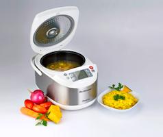 Multicooker con sistema 3D