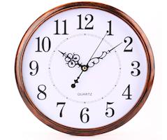 Orologio in stile vintage