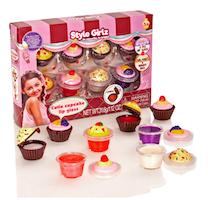 Cosmetics Cutie Cupcake