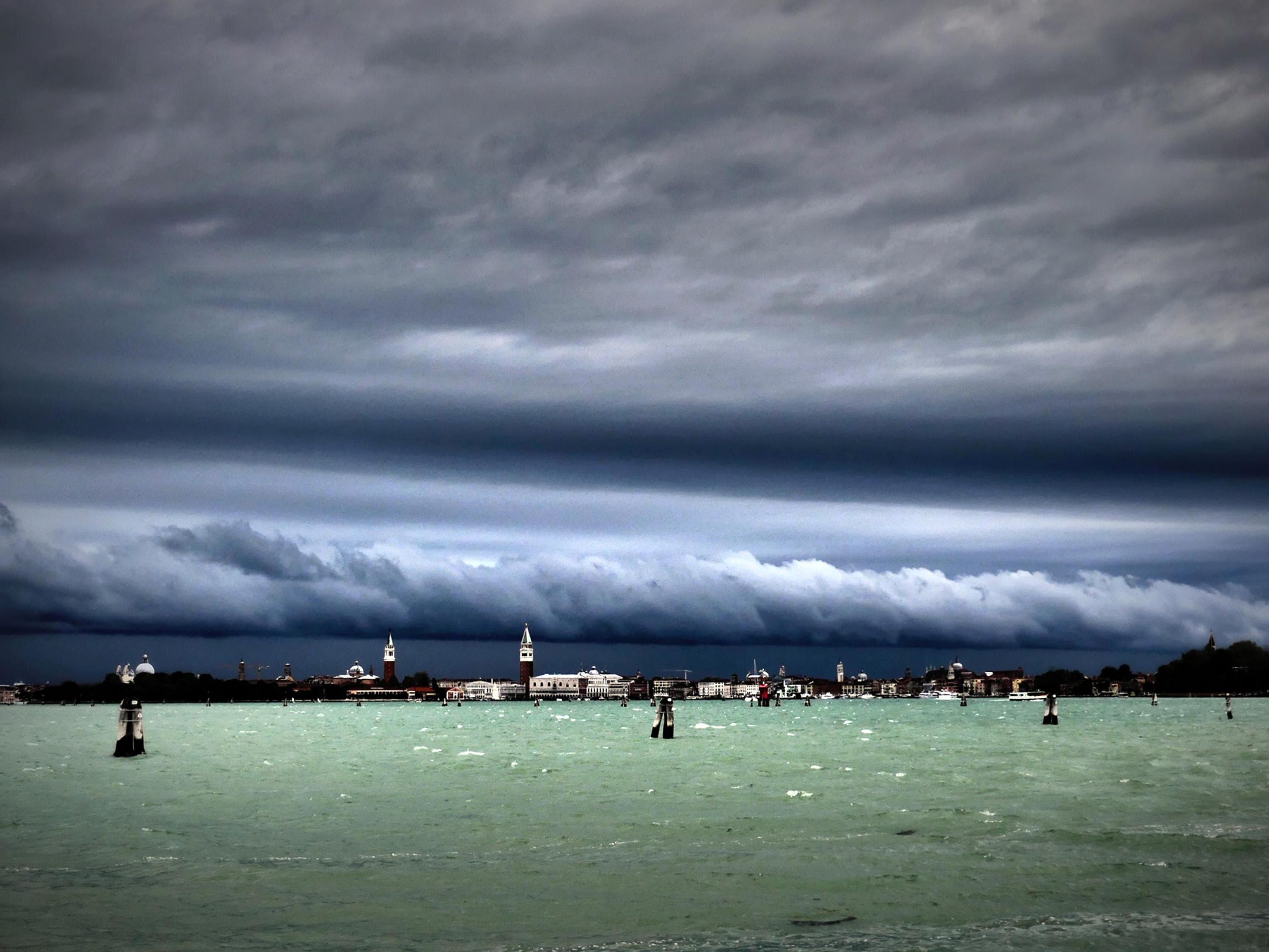 temporale pioggia ansa venezia-2