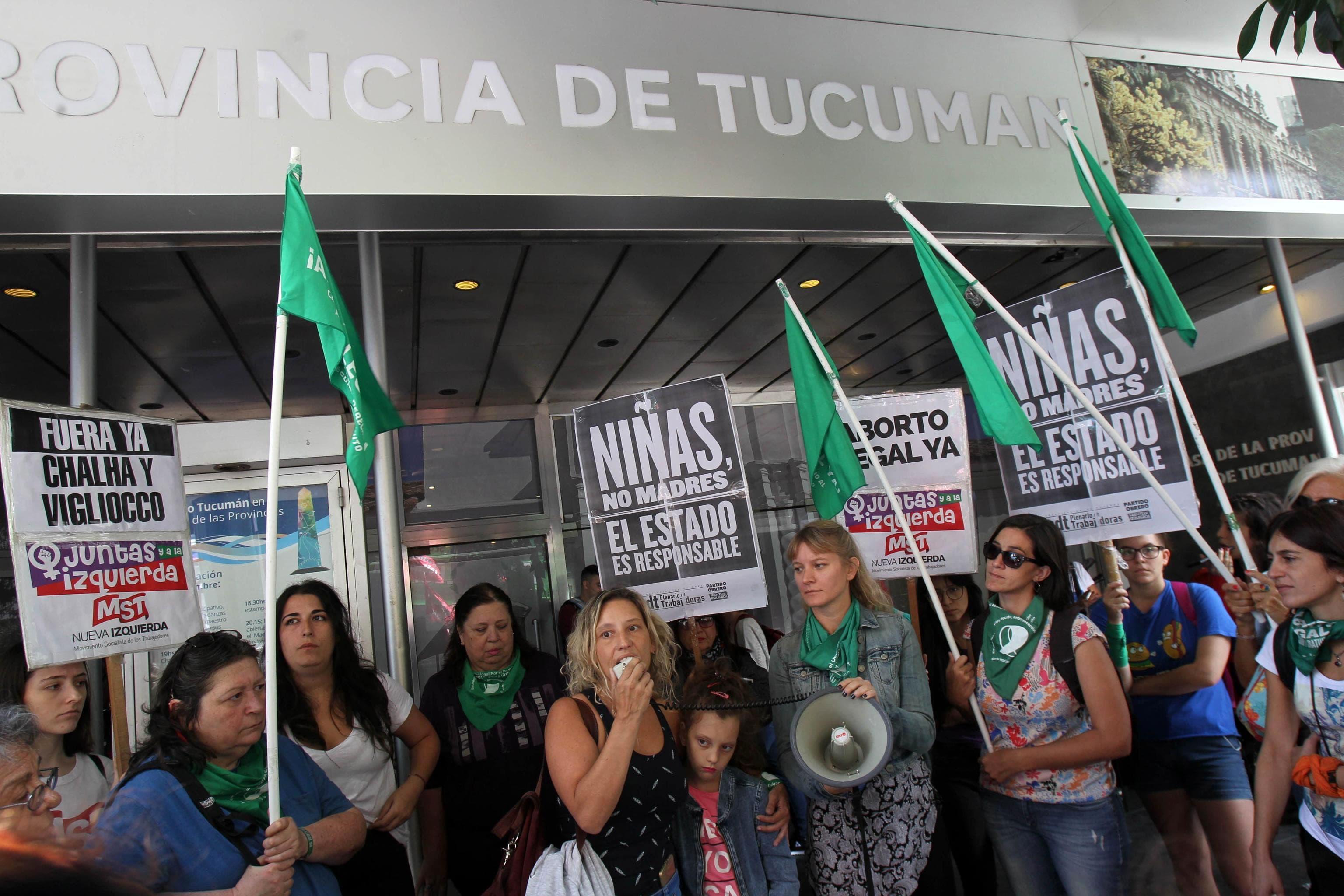 aborto proteste argentina ansa-2