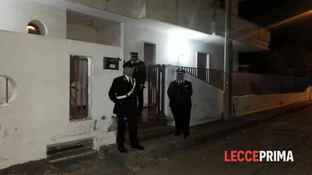 carabinieri omicidio collepasso lecceprima 2-2