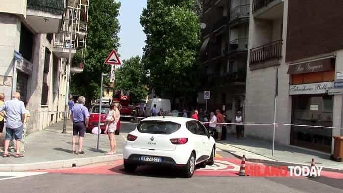 Omicidio a Legnano, figlio uccide padre - © B&V 2-2