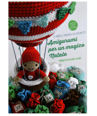 Pigne all'uncinetto per decorare l'Albero di Natale con tutorial ... | 400x333