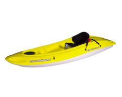 Canoa sportiva