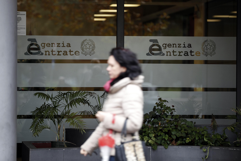 Agenzia delle Entrate, Fisco, Tasse, ANSA-2
