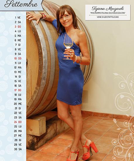 Calendario Boschi.Miss Mamma Italiana Ecco Il Calendario 2017