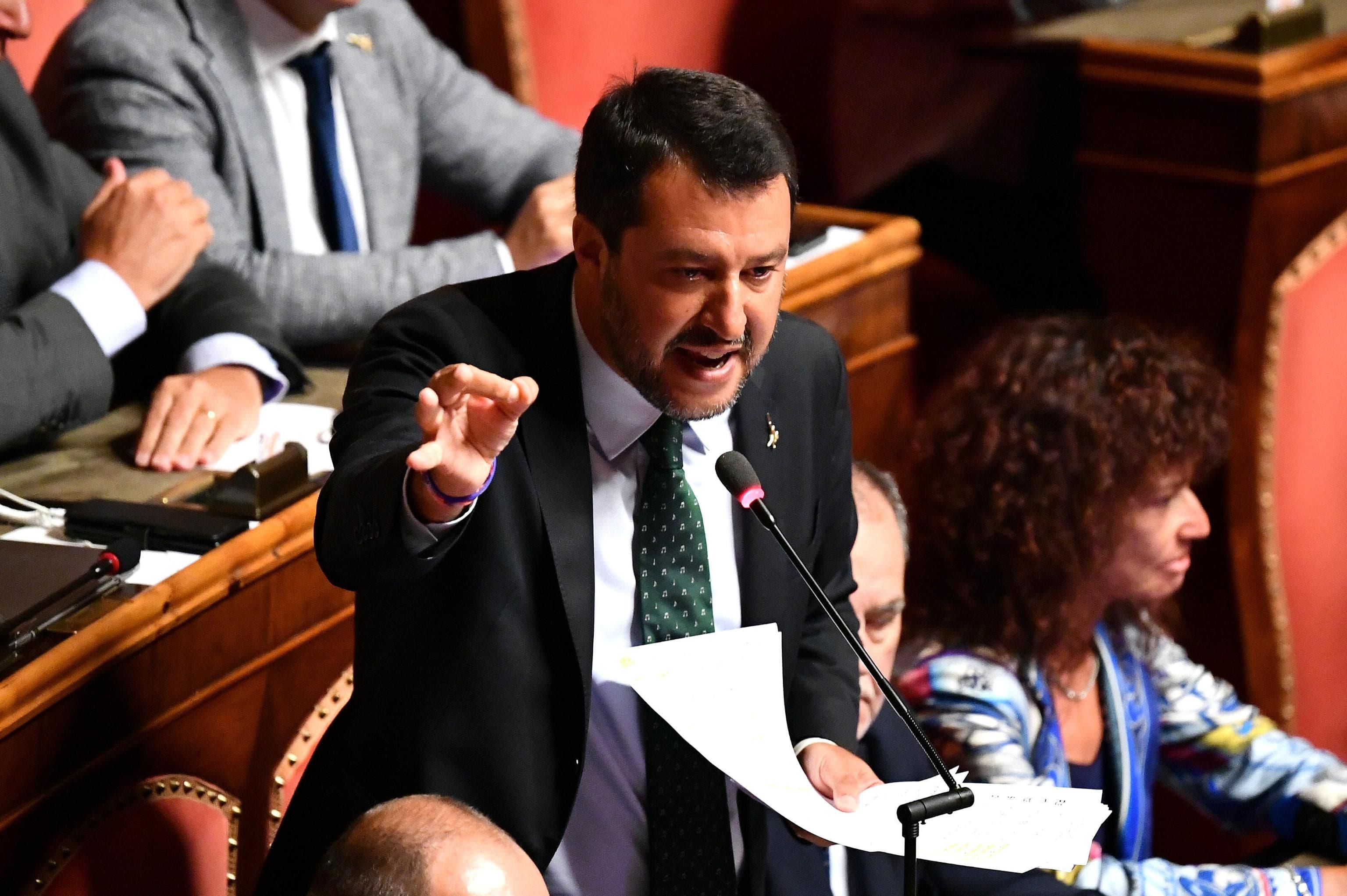 Governo conte al senato le ultime notizie sulla crisi in for Leggi approvate oggi al senato