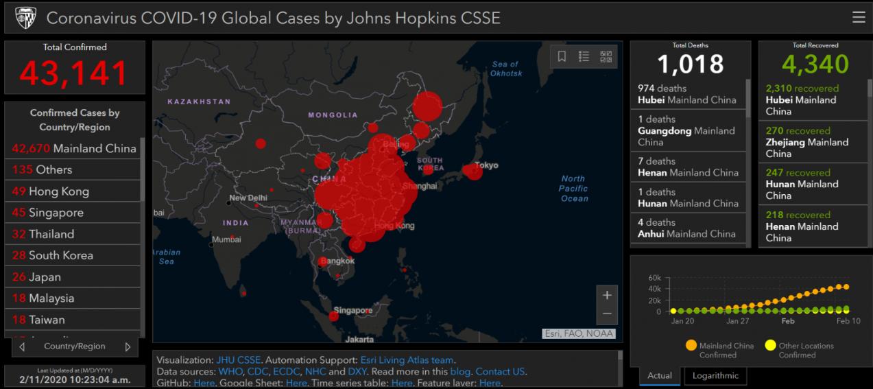 mappa coronavirus-2