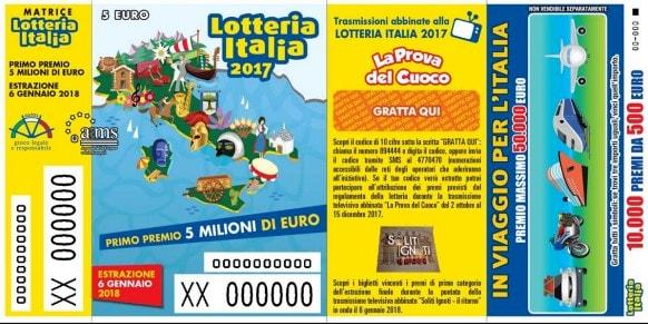 Biglietto Lotteria Italia estrazione numeri vincenti-3