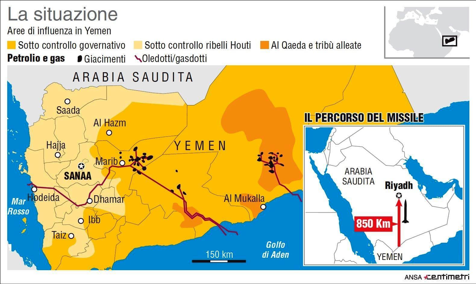 guerra yemen ansa infografica-2