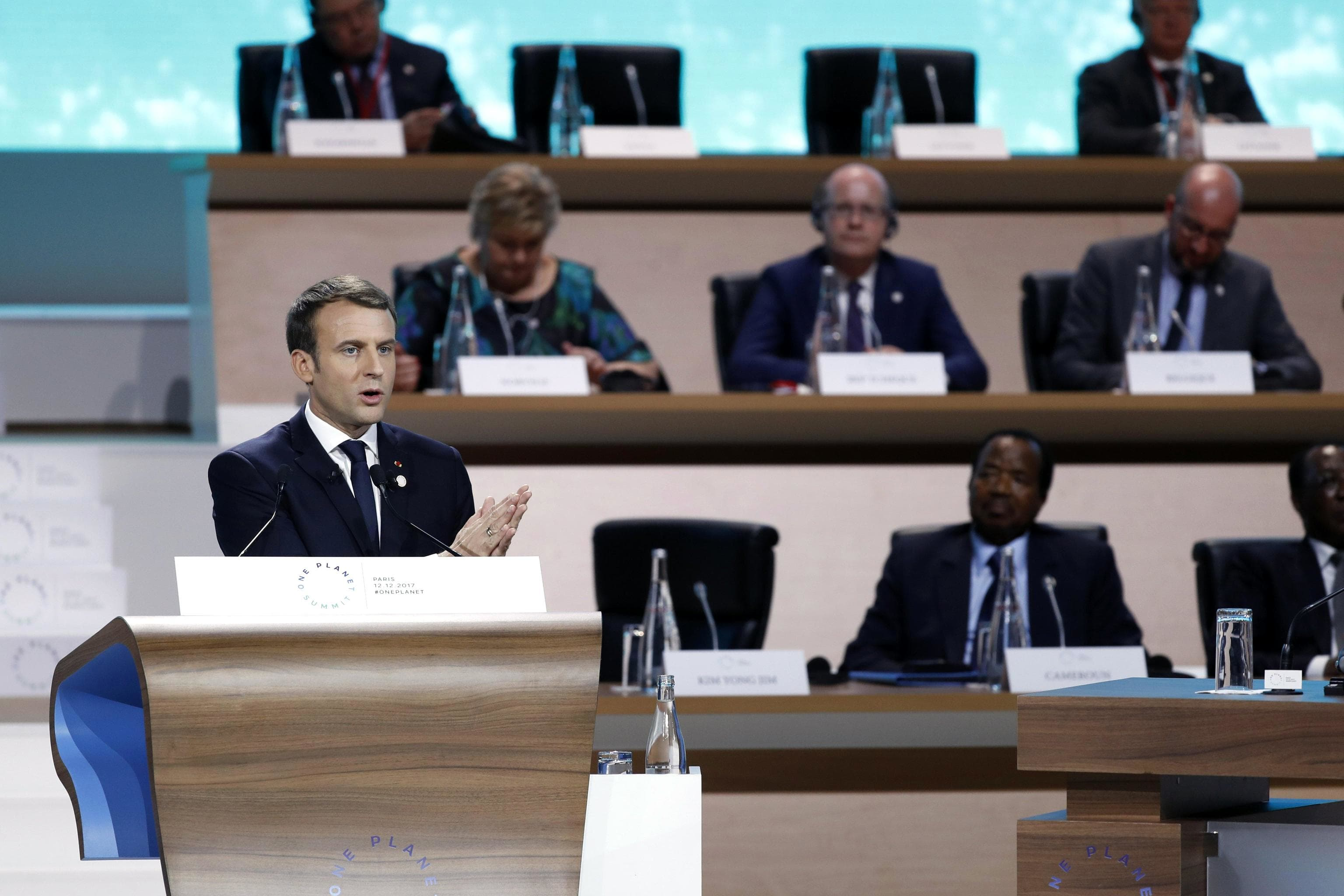 one planet summit paris