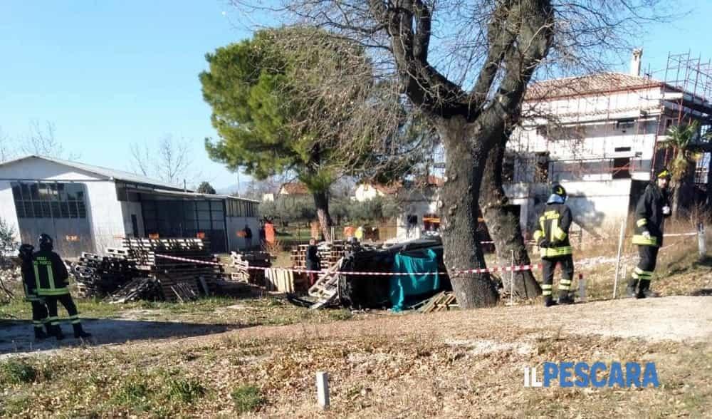 Incidente mortale Cepagatti 22 febbraio 2020-2-2