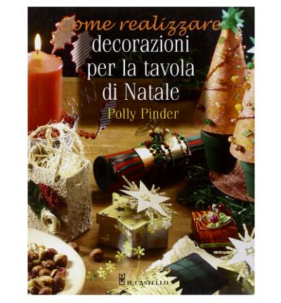 Decorazioni per la tavola di Natale-2