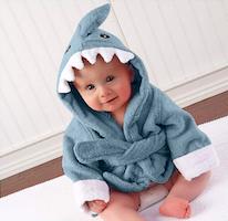 Accappatoio squalo-2