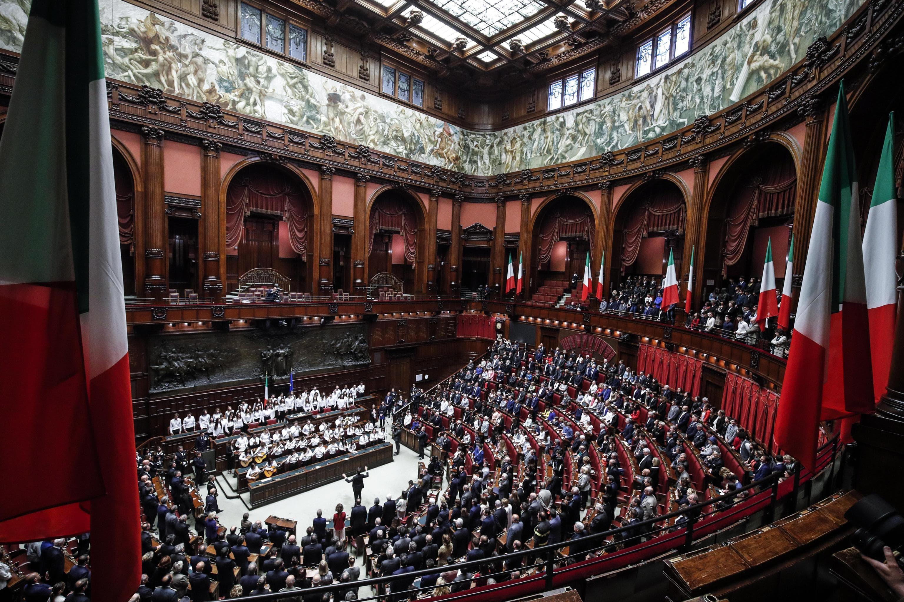 parlamento ansa