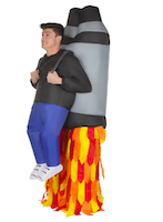 Costume razzo
