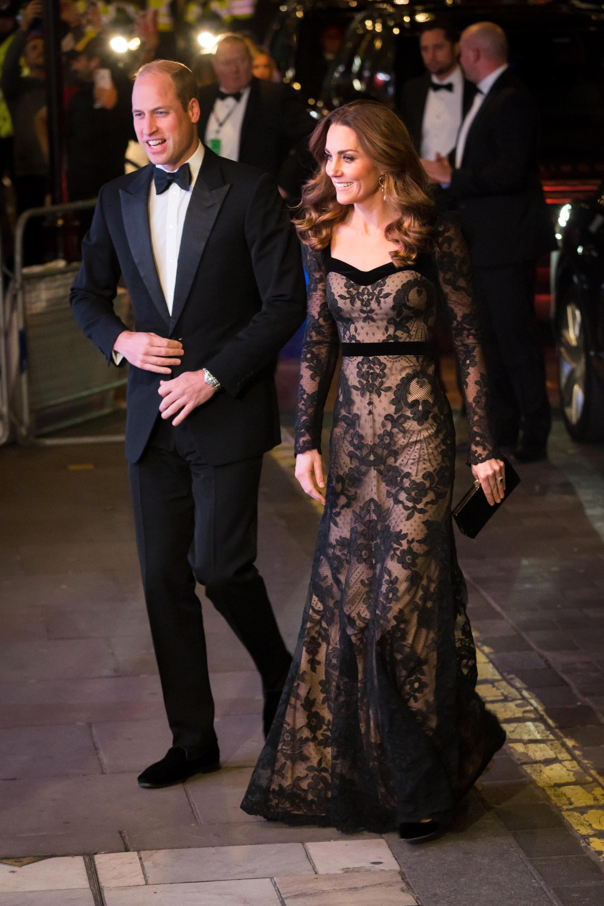Anniversario Matrimonio Kate E William.William E Kate Il Prezioso Dettaglio Sfoggiato Nel Giorno Dell