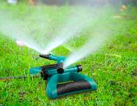 Irrigatore con timer