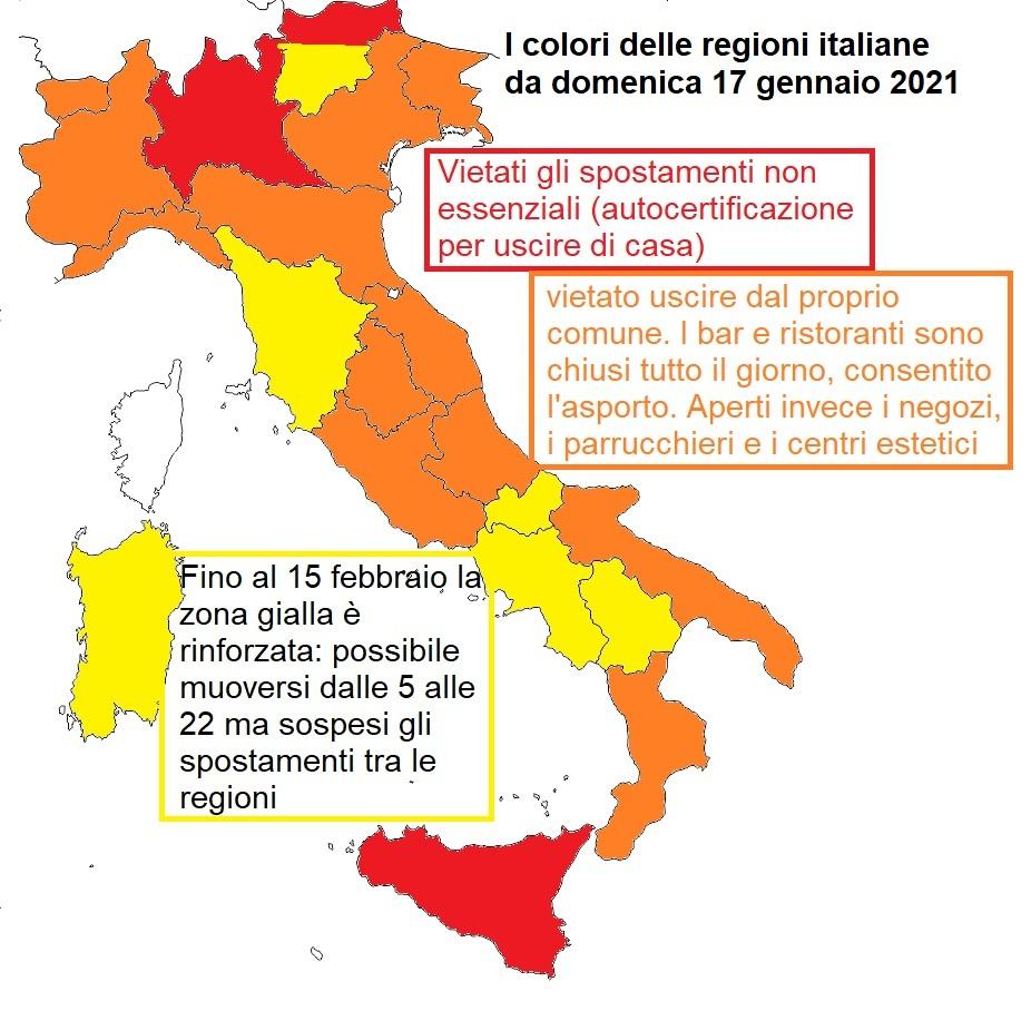 colori regioni italia da 17 gennaio 2021-3