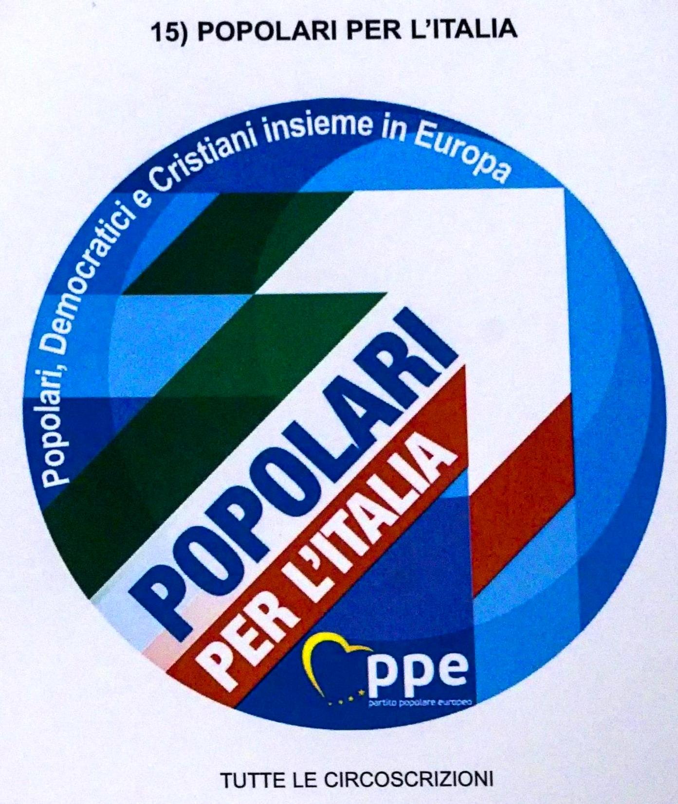 popolari per italia elezioni europee