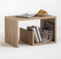 Tavolino dal design moderno