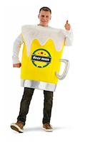 Costume boccale di birra