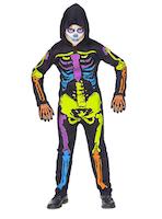 Costume scheletro-2