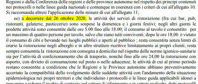 bozza dpcm 25 10 2020-2