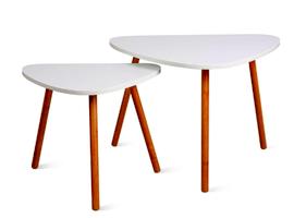 Tavolino dallo stile retrò